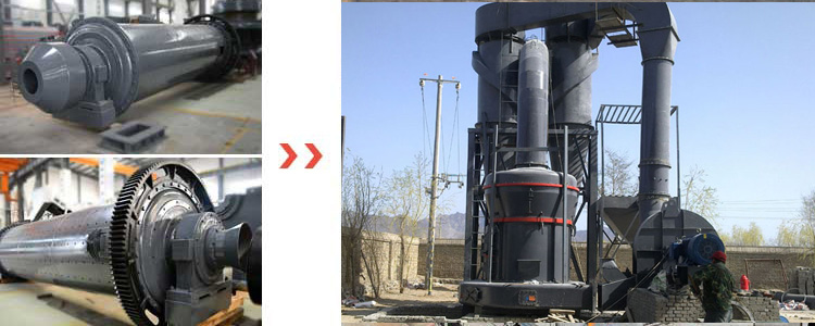 Ball Mill Maintenance in Cement Factory