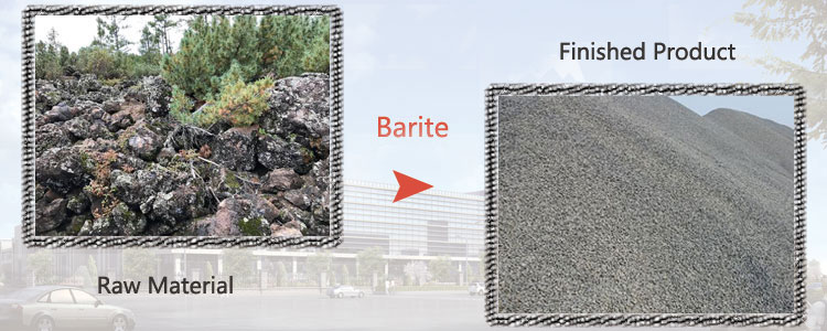 Barite Mill For Sale