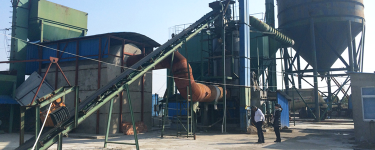 Anthracite Vertical Roller Mill Operation