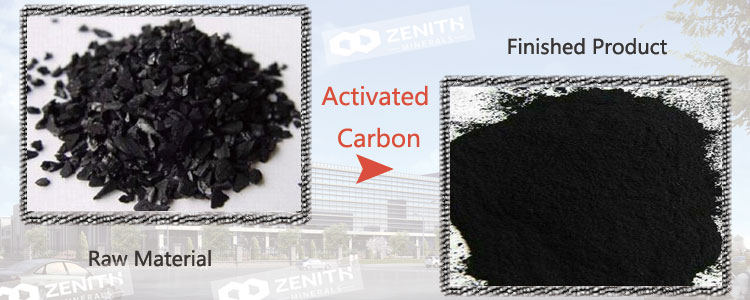 How Is Activated Carbon Made