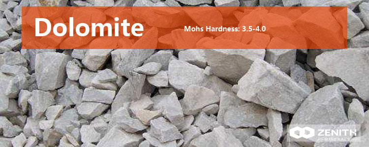 Mining And Grinding Equipments For Dolomite